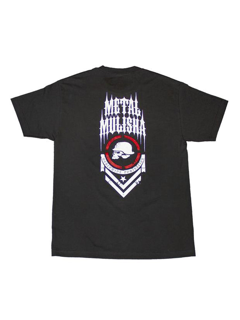Metal Mulisha Men's Spine Short Sleeve T-shirt