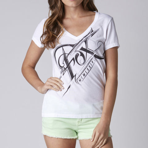 Fox Racing Juniors Splinter V-Neck Tee