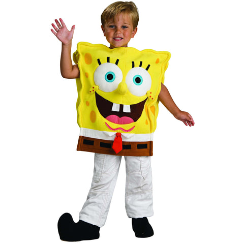 Spongebob Squarepants Child's Deluxe Costume