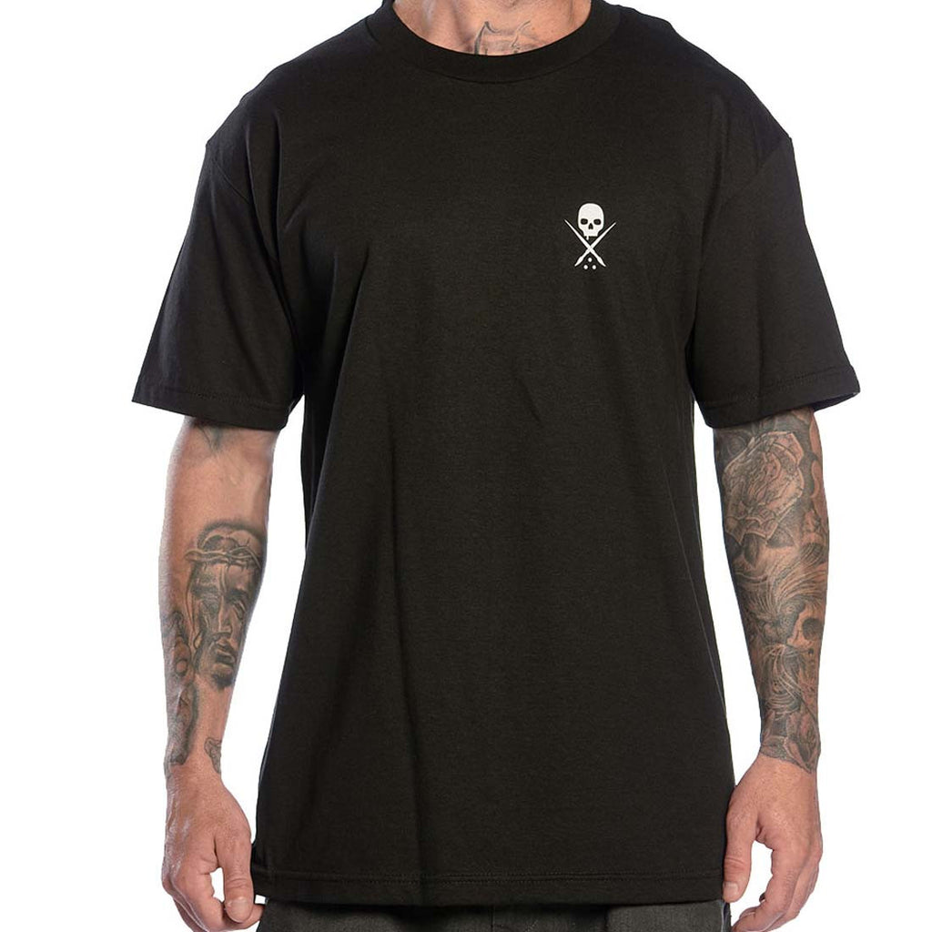 Sullen Men's Standard Issue Tee Black