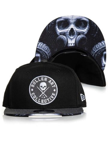 Sullen Men's Stepan Negur Snapback Hat