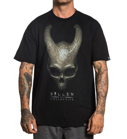 Sullen Men's Stephan Negur Short Sleeve Tee