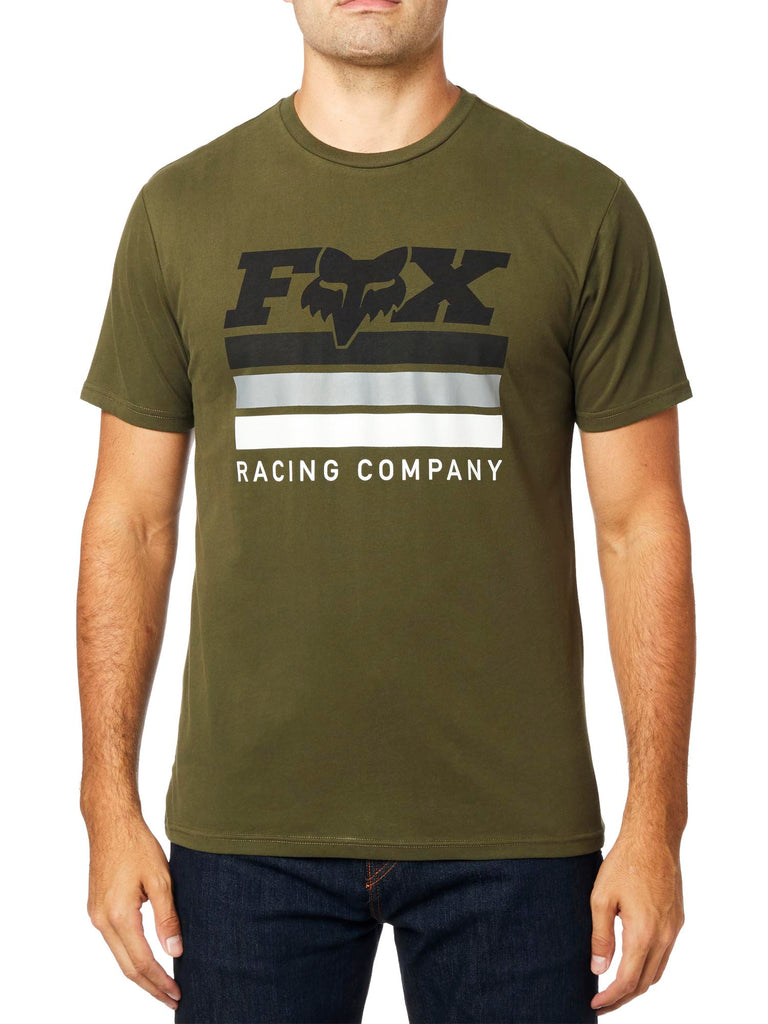 Fox Racing Men's Street Legal Short Sleeve Airline T-shirt