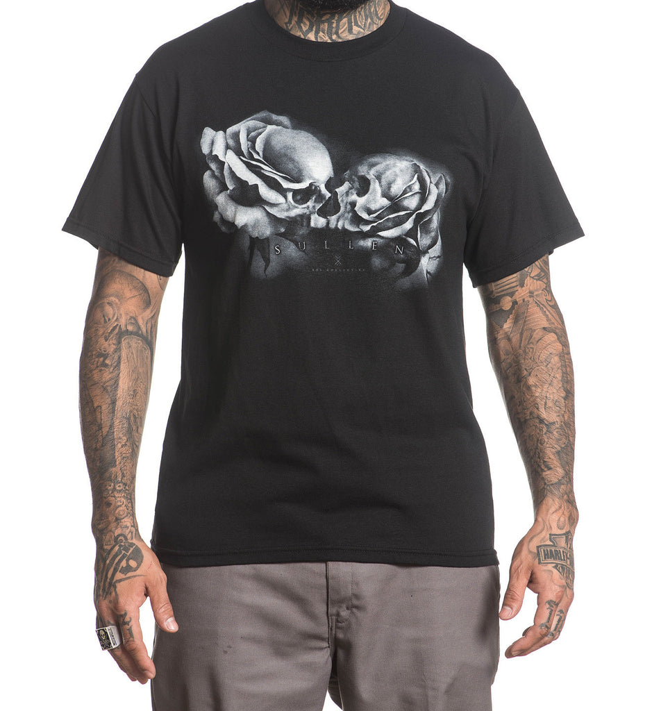 Sullen Men's Sullen Kiss Short Sleeve T-shirt
