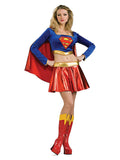 Secret Wishes Teen Sexy Supergirl Costume - 886022