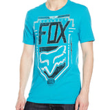 Fox Racing Men's Surplus Short Sleeve Premium Tee Blue
