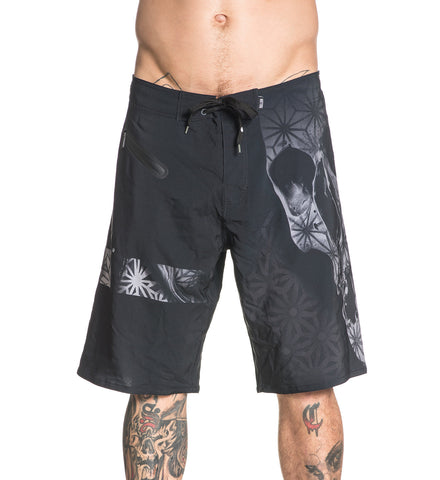Sullen Men's Symmetry Board Shorts