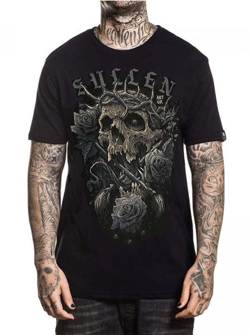 Sullen Men's The Hladik Badge Short Sleeve Tee