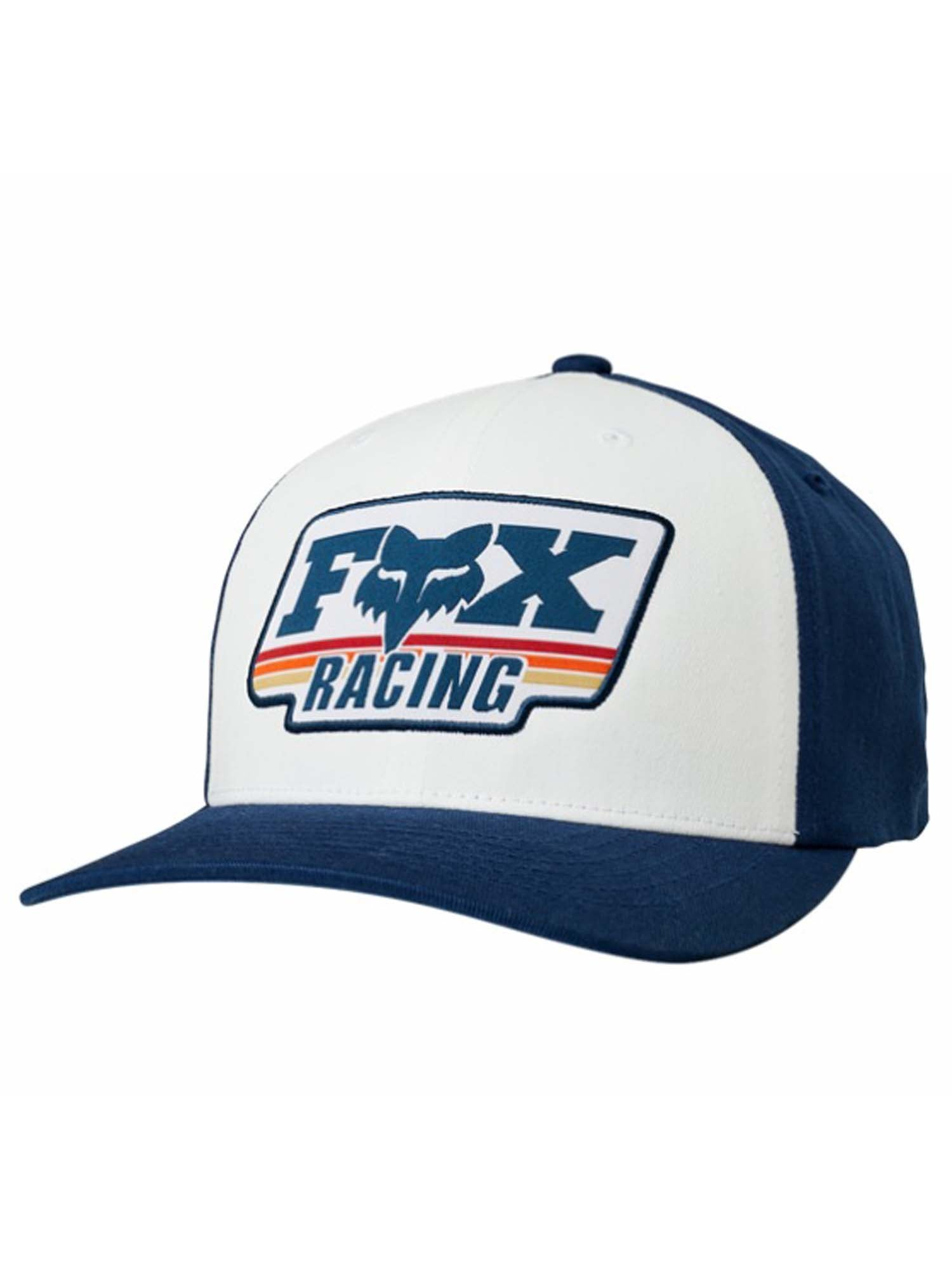 ad83b46342b Details about Fox Racing Men s Throwback 110 Snapback Hat