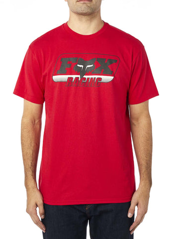 Fox Racing Men's Throwback Short Sleeve Tee