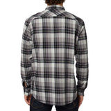 Fox Racing Men's Long Sleeve Traildust Flannel Woven Shirt Back