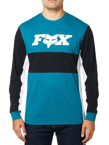 Fox Racing Men's Trak Long Sleeve Knit Tee