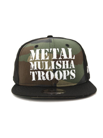Metal Mulisha Men's Troops Snapback Hat