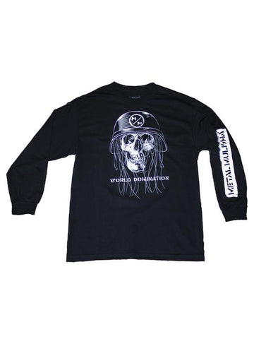 Metal Mulisha Men's Undead Long Sleeve T-shirt