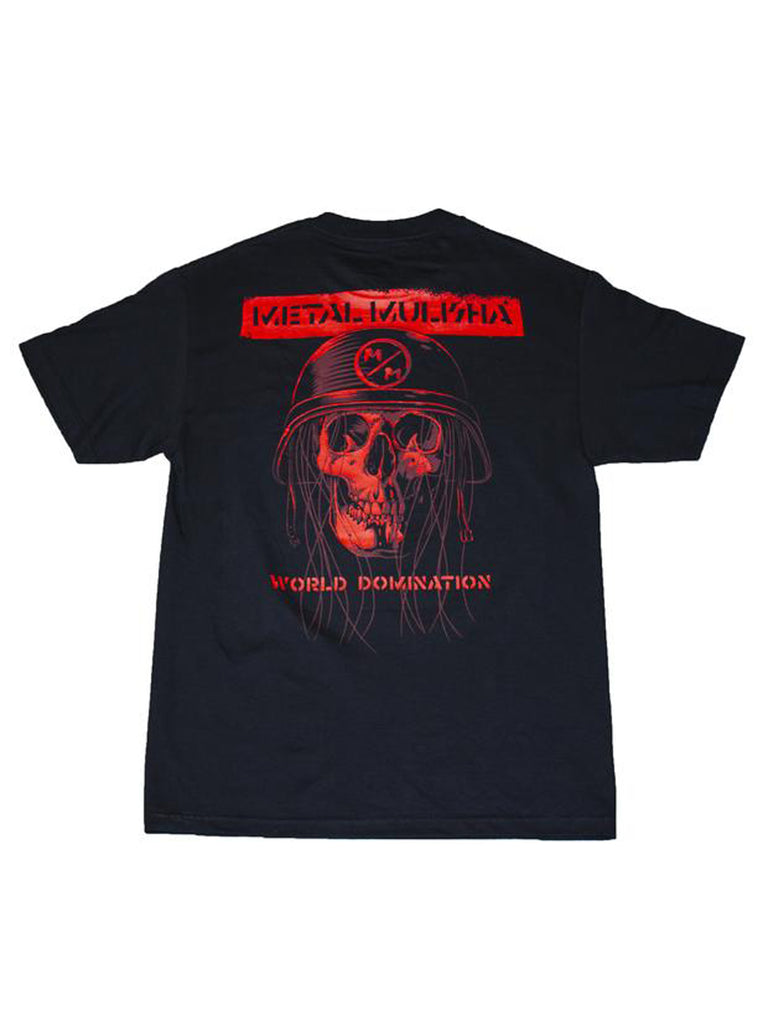 Metal Mulisha Men's Undead Short Sleeve Tee