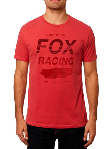 Fox Racing Men's Unlimited Short Sleeve Airline T-shirt