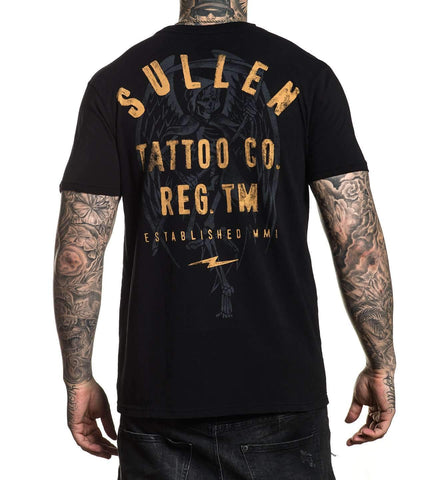 Sullen Men's Venice Short Sleeve T-shirt