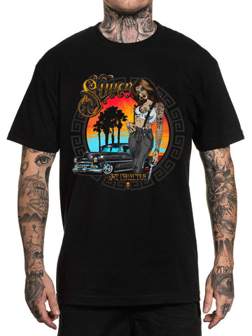 Sullen Men's Viva La Raza Short Sleeve T-shirt