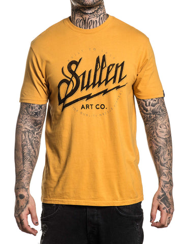 Sullen Men's Voltage Short Sleeve Premium T-shirt