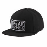 Metal Mulisha Men's Webs Snapback Hat