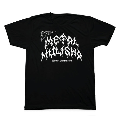 Metal Mulisha Men's Webs T-shirt