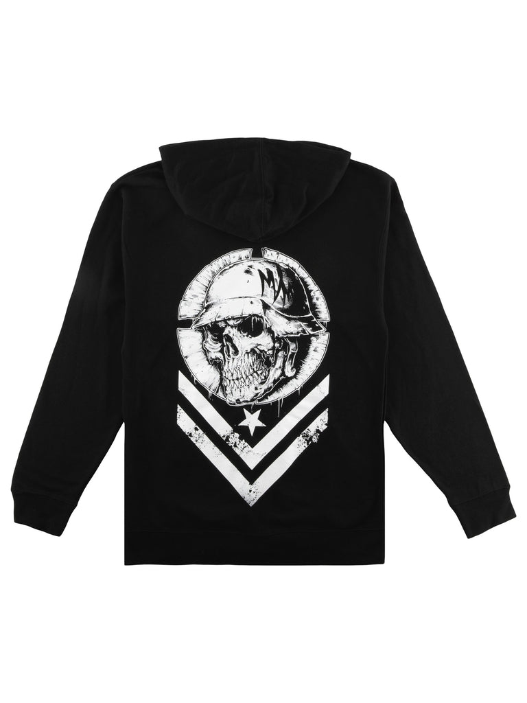 Metal Mulisha Men's Wicked Full Zip Hoodie
