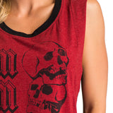 Metal Mulisha Women's Wicked Ways Tank Top Front Zoom