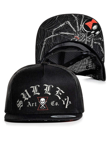 Sullen Men's Widow Maker Snapback Hat