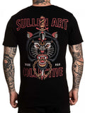 Sullen Men's Wolf Dagger Short Sleeve T-shirt