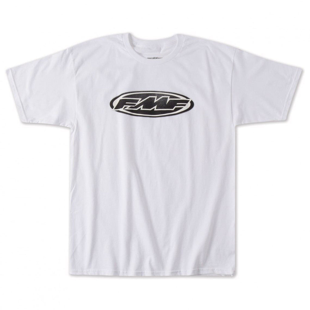 FMF Racing Yoda Tee White