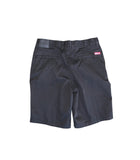 Fatal Clothing Prospect Chino Shorts Black Back