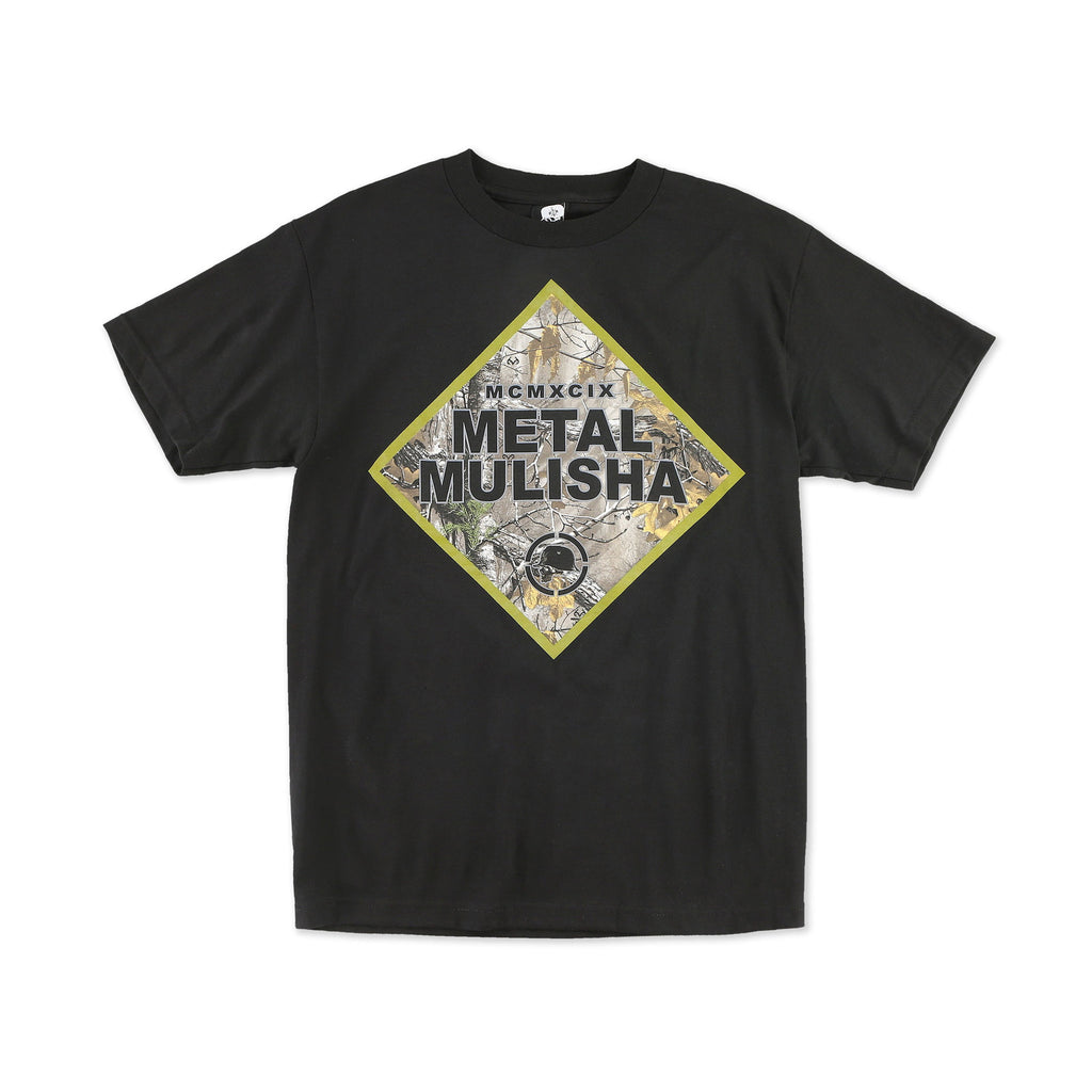Metal Mulisha Men's Realtree Construct Short Sleeve T-Shirt