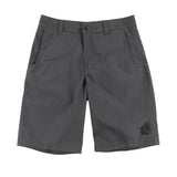Metal Mulish Men's Ocotillo Walk Shorts Charcoal Grey