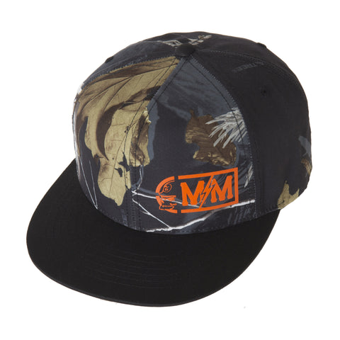 Metal Mulisha Men's Point Realtree Snapback Hat