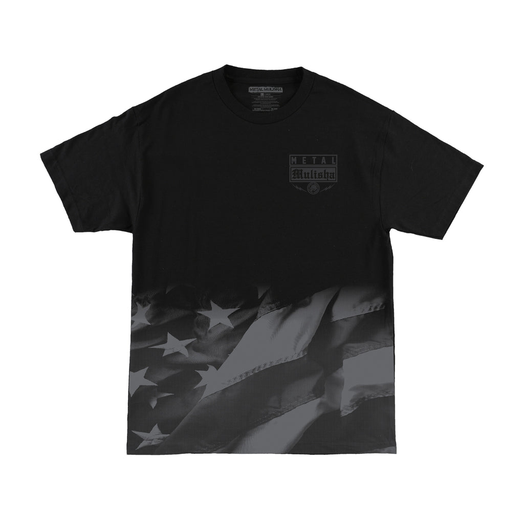 Metal Mulisha Men's Thread Short Sleeve Tee Black