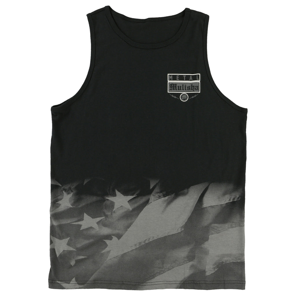 Metal Mulisha Men's Thread Sleeveless Tank Top