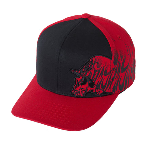 Metal Mulisha Men's Tourch Curved Bill Hat