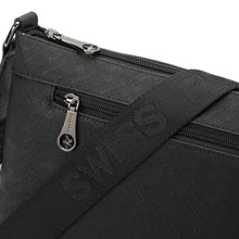 Load image into Gallery viewer, SWISS POLO SLING BAG SWZ 12531 BLACK