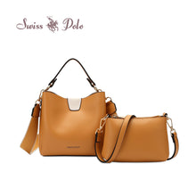 Load image into Gallery viewer, SWISS POLO 2 IN 1 LADIES TOP HANDLE SLING BAG NOVA