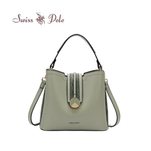 SWISS POLO LADIES TOP HANDLE SLING BAG NANCY