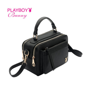 PLAYBOY BUNNY LADIES SLING BAG COLLINS