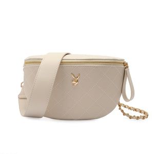 PLAYBOY BUNNY LADIES WAIST BAG/SLING BAG ADALYNN