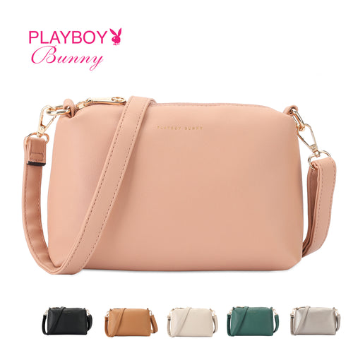 PLAYBOY BUNNY LADIES SLING BAG BAILEY