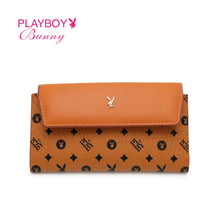 Load image into Gallery viewer, PLAYBOY BUNNY LADIES RFID LONG PURSE ETSUKO