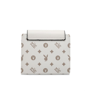 PLAYBOY BUNNY LADIES MONOGRAM SHORT PURSE ELLENA