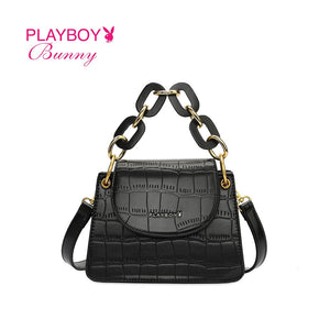 PLAYBOY BUNNY LADIES SLING BAG CECILIA