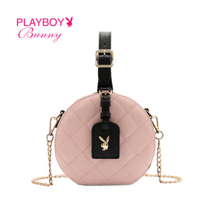 PLAYBOY BUNNY LADIES SLING BAG CARLY