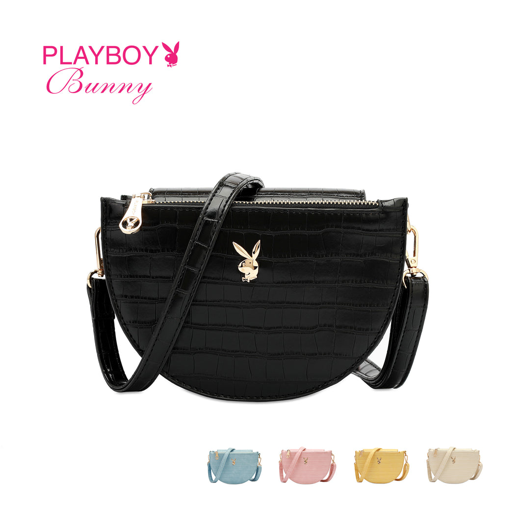 PLAYBOY BUNNY LADIES SLING BAG DAYANA