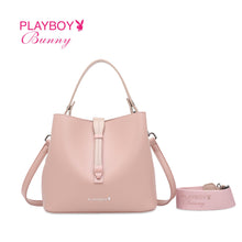 Load image into Gallery viewer, PLAYBOY BUNNY LADIES TOP-HANDLE SLING BAG EMELIA