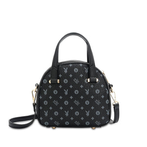 PLAYBOY BUNNY LADIES TOP HANDLE SLING BAG ELSA